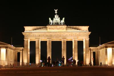 Bild Brandenburger Tor